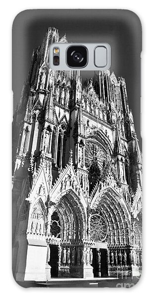 Reims Cathedral Galaxy Case