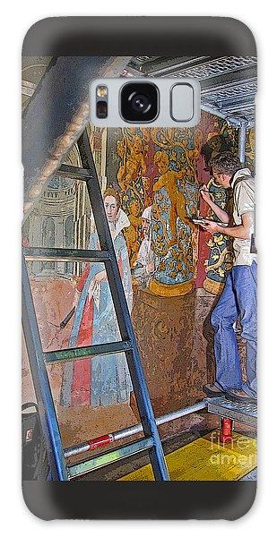 Restoring Art Galaxy Case by Ann Horn