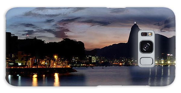 Rio Skyline From Urca Galaxy Case