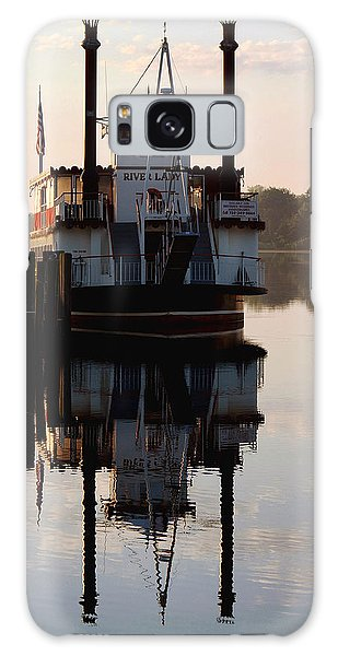 River Lady Cruise Galaxy Case