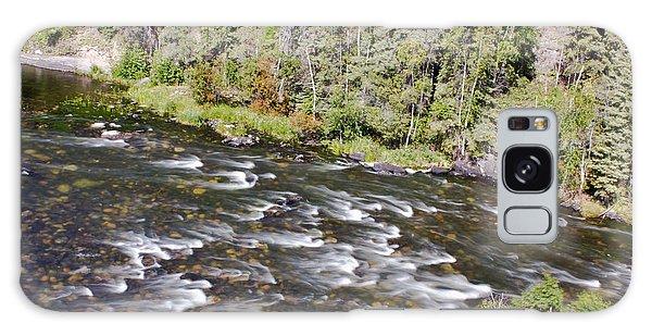River Rapids Galaxy Case