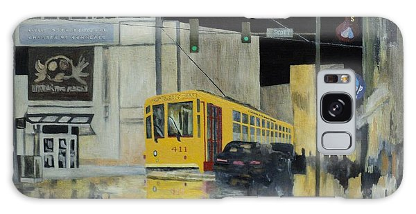 Rivermarket Streetcar 411 Galaxy Case