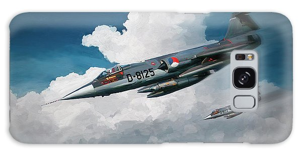 Rnlaf Lockheed F104 Starfighters On Training Galaxy Case