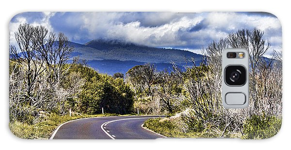 Wilsons Promontory Galaxy Case - Road With A View by Douglas Barnard