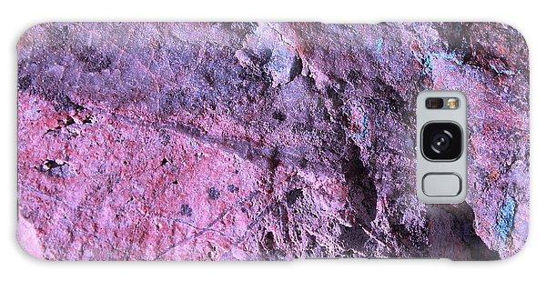 Rock Art 8 Galaxy Case by M Diane Bonaparte