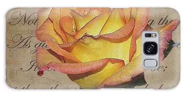 Romantic Rose Galaxy Case