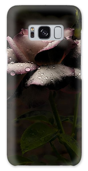 Rose After Dark Galaxy Case