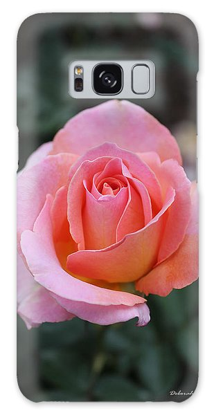 Rose Garden Galaxy Case by Deborah Hughes