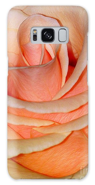 Rose Galaxy Case by Sylvie Leandre