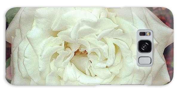 Florals Galaxy Case - #rose by Melissa Wyatt