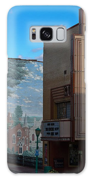 Roxy Theater And Mural Galaxy Case