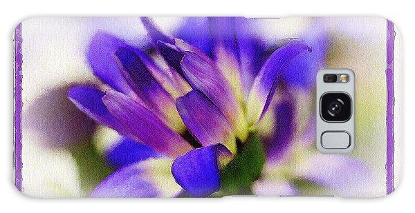 Royal Purple Galaxy Case by Judi Bagwell