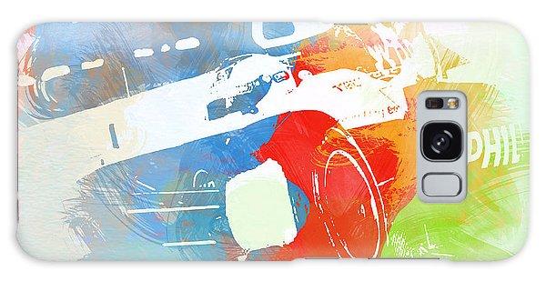 Automobile Galaxy Case - Rubens Baricello by Naxart Studio