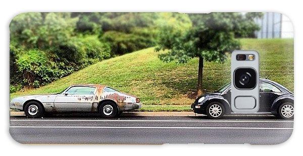 Volkswagen Galaxy Case - #rusty #firebird Is Always #waiting by Simon Prickett