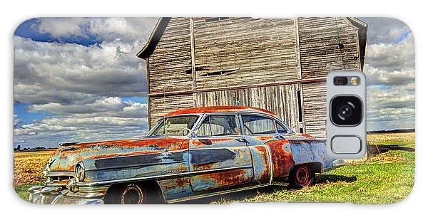 Rusty Old Cadillac Galaxy Case