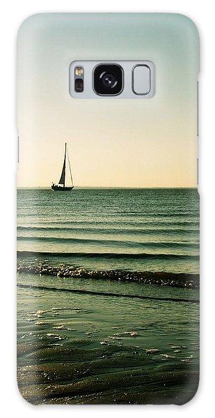 Sail Away Galaxy Case