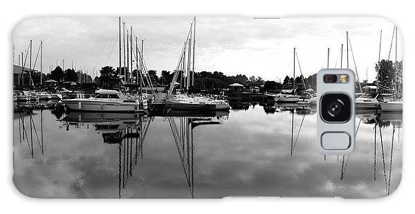Sailboats At Bluffers Marina Toronto Galaxy Case by Susan  Dimitrakopoulos