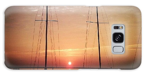Transportation Galaxy Case - Sailboats In The Sunset by Dustin K Ryan