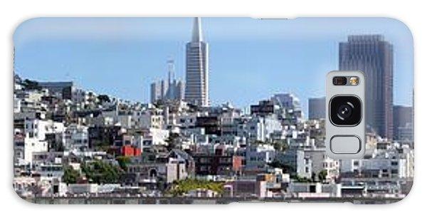San Francisco Panorama Galaxy Case