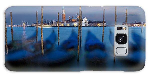 San Giorgio Maggiore With Twilight Sky Galaxy Case