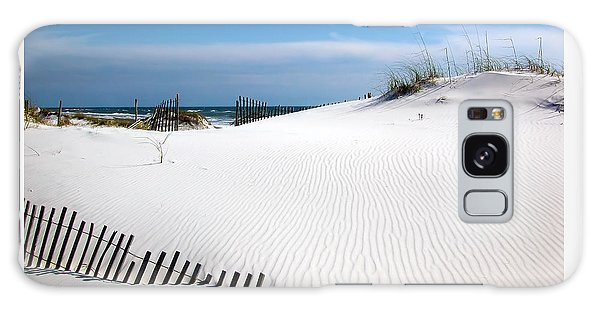 Sand Dunes Dream 3 Galaxy Case by Marie Hicks