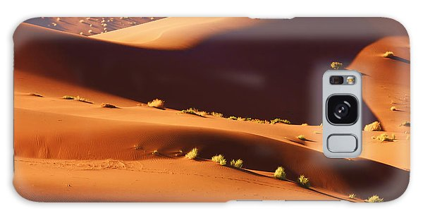 Sand Mountains Galaxy Case