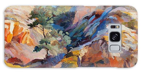 Sandstone Canyon Galaxy Case