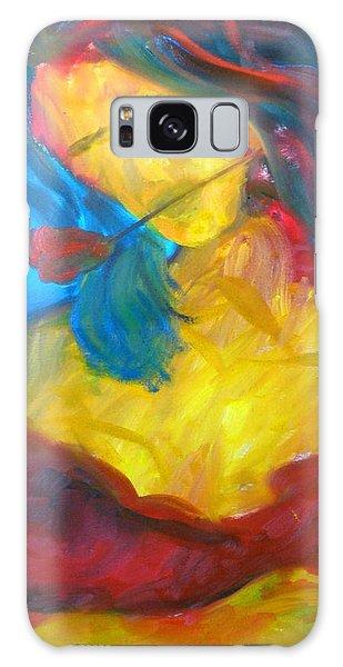 Sangria Dreams Galaxy Case by Keith Thue