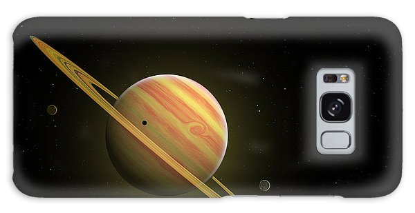 Saturn Galaxy Case by Gordon Engebretson