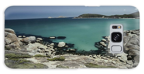 Wilsons Promontory Galaxy Case - Scenic View Of A Bay At Wilsons by Jason Edwards