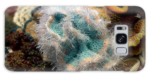 Sea Anemone Crochet Galaxy Case by Farol Tomson