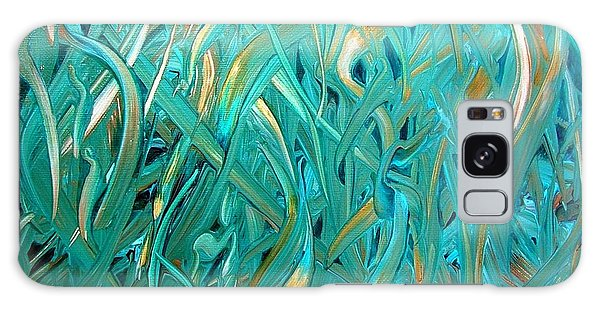 Sea Of Grass Galaxy Case