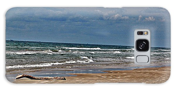Sea Sand Galaxy Case