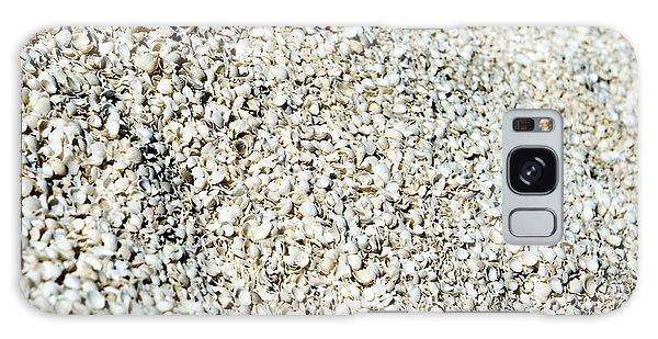 Sea Shells Galaxy Case by Yew Kwang
