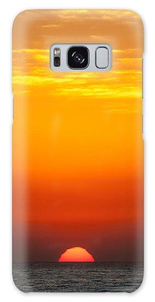 Sea Sunrise Galaxy Case