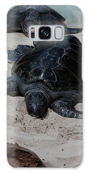 Sea Turtles Galaxy Case