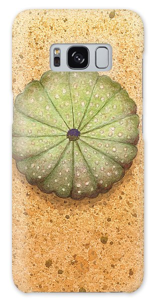 Sea Urchin Galaxy Case by Katherine Young-Beck