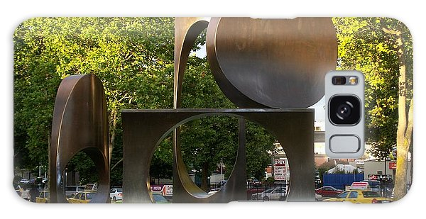 Seattle Sculpture Galaxy Case by Chalet Roome-Rigdon