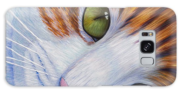 Calico Cat Galaxy Case - Secrets by Brian  Commerford