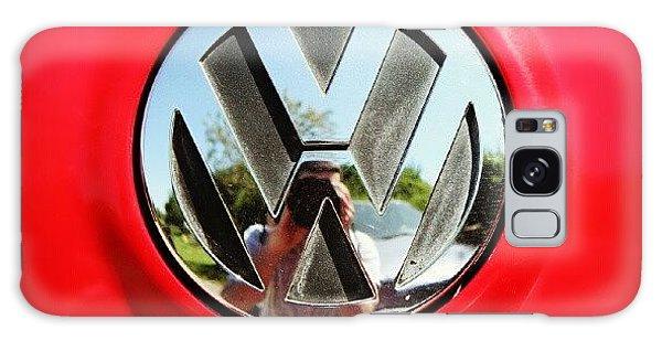 Volkswagen Galaxy Case - See Me? #car #badge #carbadge by Paul Petey