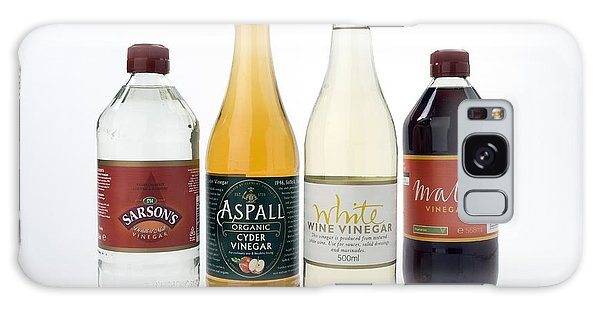 Whining Galaxy Case - Selection Of Vinegars by Trevor Clifford Photography
