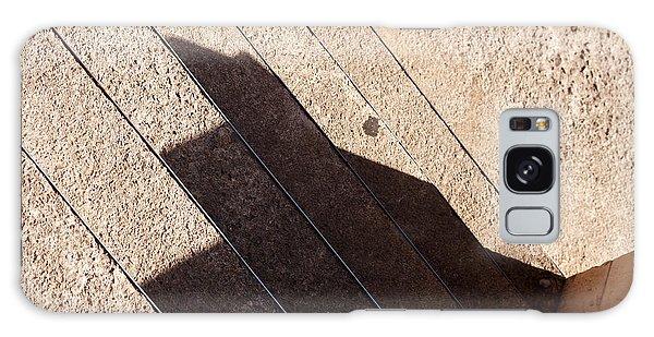 Shadow Stair Galaxy Case