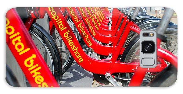 Shared Bikes Galaxy Case