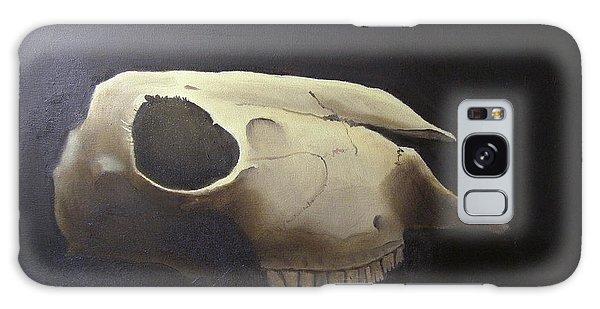 Sheep Skull Galaxy Case