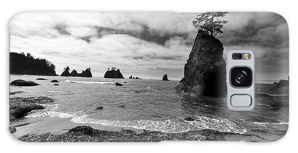 Shi Shi Beach Galaxy Case by Ian Stotesbury