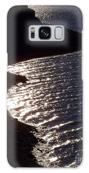 Shining Shoreline Galaxy Case