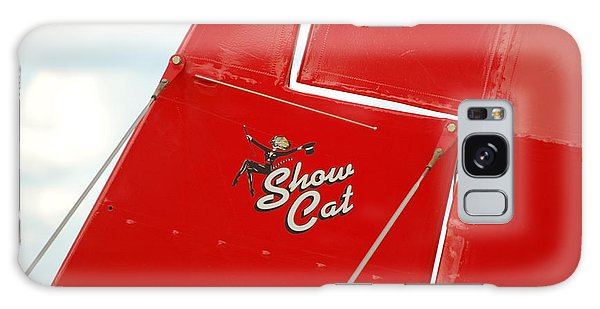 Show Cat Galaxy Case by Randy J Heath