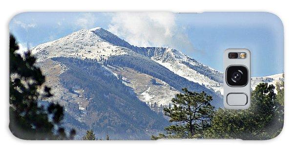 Sierra Blanca Clouds 3 Galaxy Case