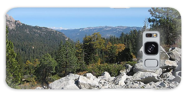 Beautiful Galaxy Case - Sierra Nevada Mountains 1 by Naxart Studio