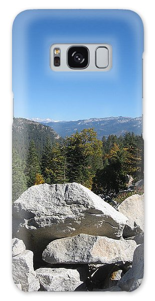 Beautiful Galaxy Case - Sierra Nevada Mountains 4 by Naxart Studio